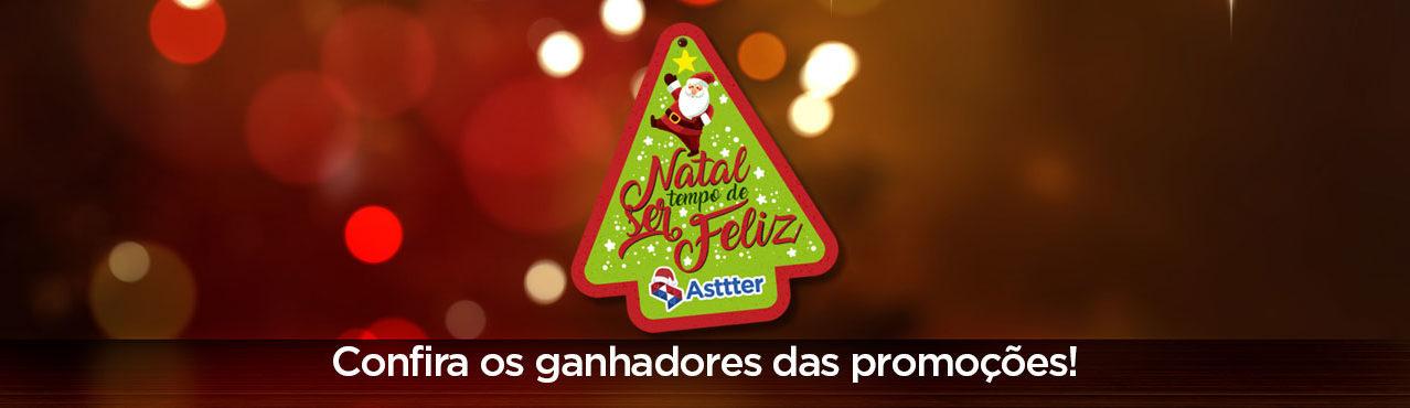 Ganhadores Natal